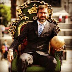 King Eric Cantona