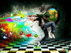 Love hip hop art.