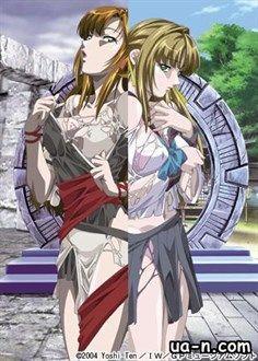Хентай онлайн Чёрные врата / Black Gate #naked #girl #sexy #hentai #хентай