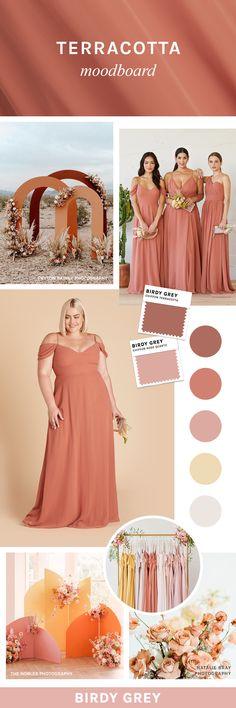 Perfect Wedding, Our Wedding, Dream Wedding, Wedding Stuff, Wedding Color Schemes, Wedding Colors, Mix Match Bridesmaids, Wedding Mood Board, Brunch Wedding