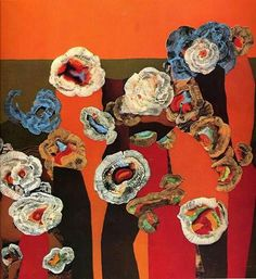Max Ernst, Flowers Of Seashells, 1929.