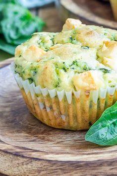 Une recette pour l'apéro : les mini-cakes aux légumes d'été avec Fruit d'Or ProActiv EXPERT Cuisson&Tartine ® #recette #muffin #muffins #aperitif #apero #legumes #cake #chevre #aubergines