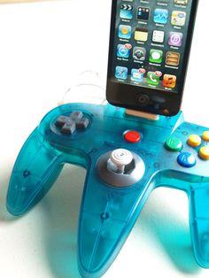 iPhone Docking Station - Nintendo 64