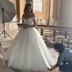 ON SET with my Team ( ・・・ Making of Aryanna Karen 2020 Nostalgia Collection The Bride, Wedding Planning, Wedding Ideas, Bridal Hair, Bridal Dresses, Marie, Ball Gowns, Corset, Indian