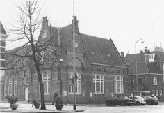Mijn eerste kleuterschool aan de Westerbinnensingel