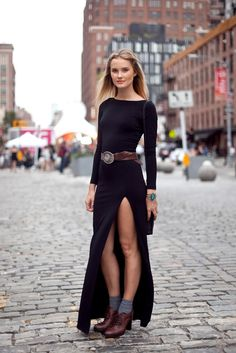 Love this dress. Simple but so sexy