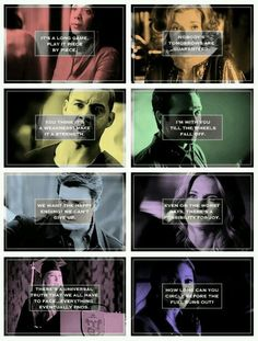 Who says you learn nothing from watching tv? So here is a sign marvel is taking over my life I read the first like 4 words or Ryan's quote and though it said I'm with you till the end of the line. Castle 2009, Castle Abc, Castle Series, Castle Tv Shows, Best Tv Shows, Best Shows Ever, Movies And Tv Shows, Favorite Tv Shows, Alexis Castle