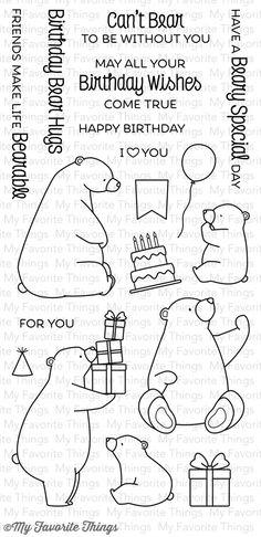 BB Birthday Bears             $17.99