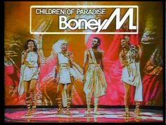 ▶ Boney M. - Children Of Paradise (long version, 1980) - YouTube