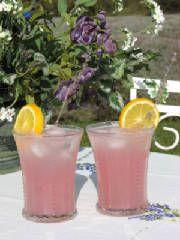 Lavender lemonade...@ Lavender Hollow Farm.