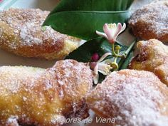 Paparajotes para recibir la primavera French Toast, Breakfast, Food, Vienna, Spring, Deserts, Morning Coffee, Essen, Meals