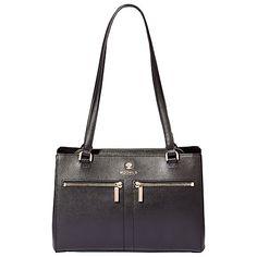 Buy Modalu Pippa Leather Shoulder Bag Online at johnlewis.com