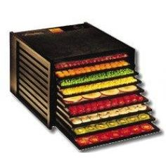 This dehydrator is great for Beef Jerky, Dried Fruits and Veggies, Dried Flowers, Dried Seeds and much more. $549.99 NZD