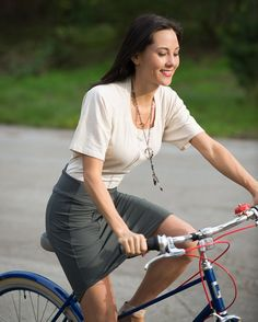 d33c456a1 Iladora offers bike commuter clothes made in San Francisco