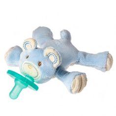 WubbaNub Infant Baby Soothie Pacifier Baby Cow Brand New Authentic Wubbanub
