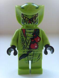 Lasha LEGO Ninjago Minifigure