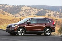 compact SUV with best gas mileage 2015 - 2015 Honda CR-V