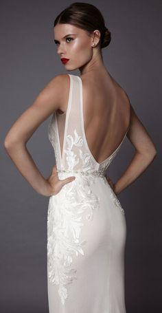 Muse by Berta Wedding Dress - AMADIS (1) - Belle The Magazine