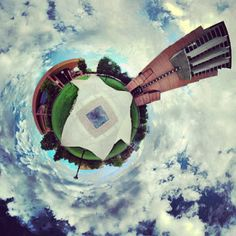 North Campus is its own tiny world! Visit the North Campus Diag.