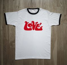 LOVE T-Shirt Love was an American rock band of the late 60s and early 70s f9ec68f4e10fb