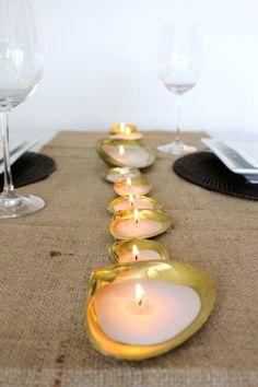 DIY decor  | diy shell decorating