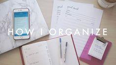 How I Plan & Organize My Life to Achieve Goals - Lavendaire