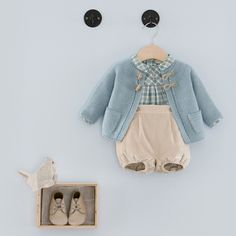 Cute Kids Fashion, Little Boy Fashion, Baby Boy Fashion, Baby Boy Outfits, Kids Outfits, Baby Coat, Looks Vintage, Stylish Kids, Kid Styles