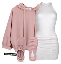 """Untitled #2511"" by whokd ❤ liked on Polyvore featuring Chicnova Fashion, DRKSHDW, women's clothing, women's fashion, women, female, woman, misses and juniors"