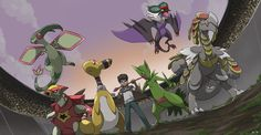 Commission: League Battle by mark331.deviantart.com on @DeviantArt