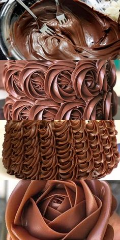Cake Frosting Recipe, Cake Icing, Frosting Recipes, Cupcake Cakes, Brigadeiro Cake, Sweet Cooking, Get Thin, Cake Decorating Techniques, Cake Boss