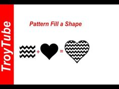 How to Pattern Fill an Image with Inkscape - YouTube
