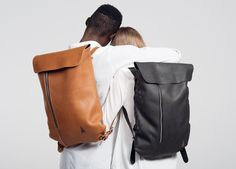 Simple Backpack by Jakob Lukosch, via Behance
