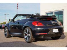 2014 Volkswagen Beetle Convertible 2dr DSG 2.0T R-Line PZEV - http://www.larrymillervolkswagen.com/VehicleSearchResults?search=new&pageNumber=1&visitedVD=true