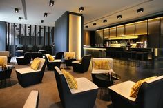 The Hotel, Brussels, Bar & Lounge