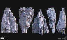 ArtStation - Terrain, Phillip Bailey