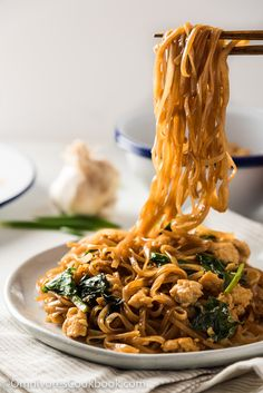 15-Minute Fried Noodles - A perfect way to create a hearty, quick, and healthy one-dish meal. This recipe introduces an optimized workflow and numerous tips for creating a great noodle dish with minimal effort.