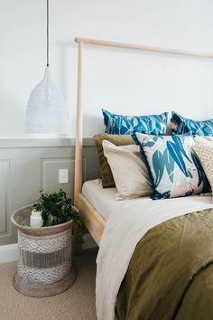 Luxury coastal home: Kyal and Kara's Long Jetty home tour