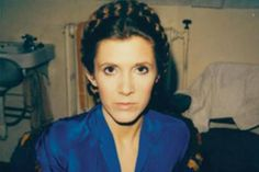 Carrie Fisher as Princess Leia doing a hair test In the old days, before digital cameras and smart phones, the Polaroid was an invaluable tool to costumers to prevent continuity errors. Now, those very same Polaroids offer a unique and rare look at the final film in the original Star Wars trilogy.