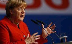 Merkelová: Evropský bankovní úřad by se měl přestěhovat z Londýna do Frankfurtu