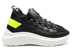 74737699774 Barracuda instap veter sneaker BD1053 - zwart vind je bij Emmen schoenen de  (online)