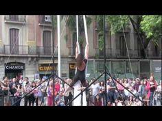 #HOYMODATV - #ColorsAlGotic SE VISTIÓ DE GALA Y COLORES POR BARCELONA #Festalcentre