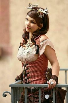 Steam Punk Attraction
