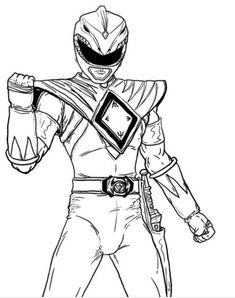 Desenho Do Power Rangers, Power Rangers Coloring Pages, Darth Vader, Fictional Characters, Mario, Drawings, Knights, Mandalas, Coloring Pages