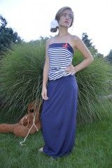 Šaty - dlhé šaty coccomofashion - 4332765_
