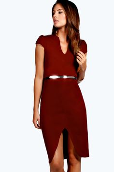 a59d5c63aab0 17 Best Boohoo images | Day dresses, Body con dress, Casual dresses