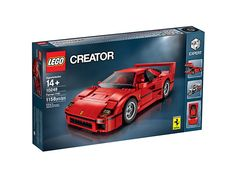 LEGO Creator Expert Ferrari F40 10248 Construction Set NEW Free Shipping