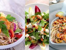 Cobb Salad, Ideas, Food, Meal, Water, Essen, Hoods, Thoughts, Meals