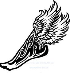 Run Goddess Temporary Tattoos - race day ink without the commitment!
