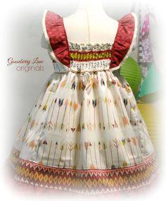 Tamaya Dress Gooseberry Lane Originals