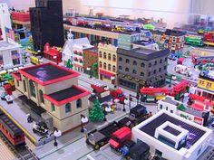 Legos city